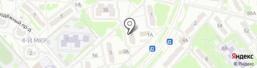 Участковый пункт полиции на карте Заречного