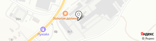 Арт-Крафт на карте Саранска