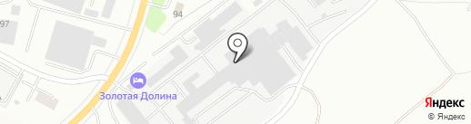 Саранский завод керамических изделий на карте Саранска