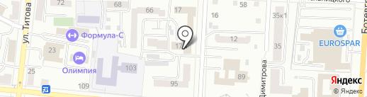 Оргтехника-Сервис на карте Саранска