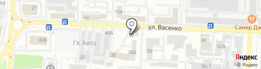 Агентство оценочных услуг на карте Саранска