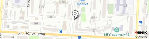 ИнтимоАморе.ру на карте Саранска