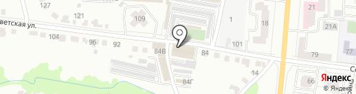 Fastbrains на карте Саранска