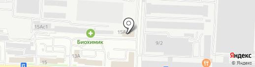 ЛоджиКолл на карте Саранска
