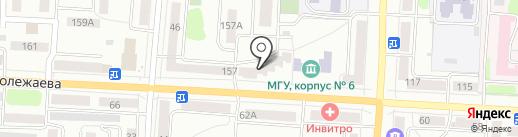 Slimclub на карте Саранска
