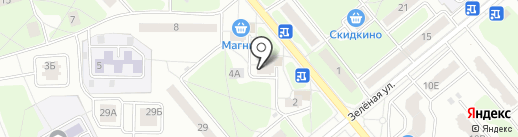 СтройМаркет на карте Заречного