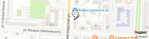 Autodoc.ru на карте Саранска