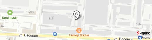 ЮрЭксперт-С на карте Саранска