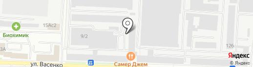 GSM 13 на карте Саранска