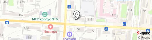Горячие туры на карте Саранска
