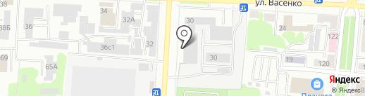 Научно-инженерный центр полупроводниковых приборов на карте Саранска