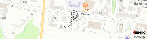 Юрайт на карте Саранска