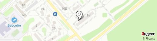 Строительное управление №2 на карте Заречного