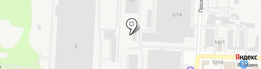 СтройМир на карте Саранска