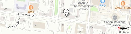 Сказка на карте Саранска