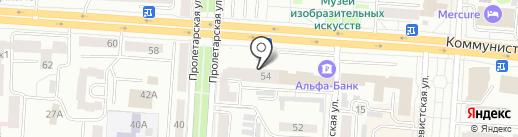 Капучино на карте Саранска
