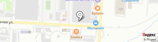 Автоюрист-С на карте Саранска