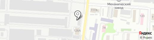Как дома на карте Саранска