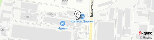 Стройресурс на карте Саранска