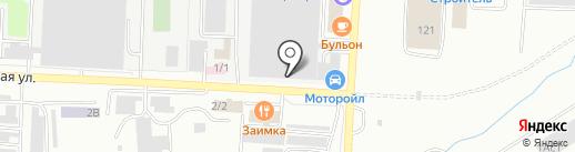 СтройДом на карте Саранска