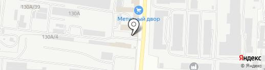 Почтовое отделение №1 на карте Саранска