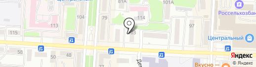 Shar13.ru на карте Саранска