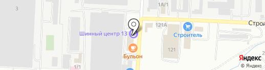 Exist.ru на карте Саранска