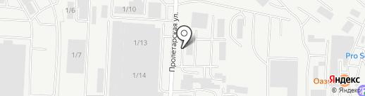 СПМК №980 на карте Саранска