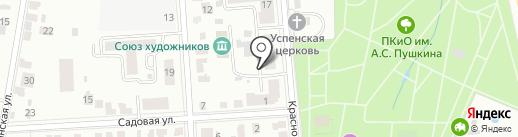 Жемчужина на карте Саранска