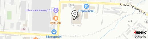 Экспресс Офис на карте Саранска