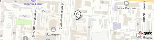 12 месяцев на карте Саранска