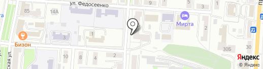 Центр заказа товаров из ИКЕА на карте Саранска