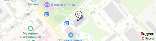 ДОСААФ на карте Заречного