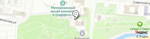 Развитие села, ГУП на карте Саранска