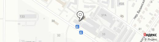 ПартКом на карте Саранска