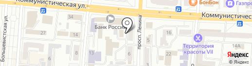 Elegance на карте Саранска