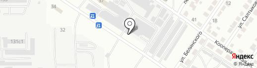 ОРИМЭКС на карте Саранска