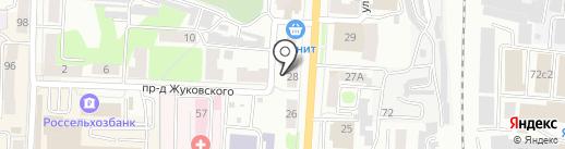 Ralf на карте Саранска