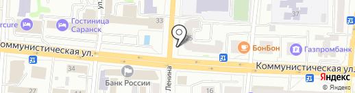 ABACUS GROUP на карте Саранска