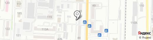 Люкс на карте Саранска