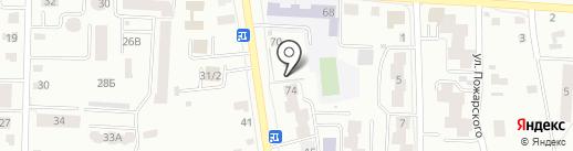 Гармония на карте Саранска
