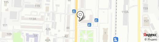 Почтовое отделение №3 на карте Саранска