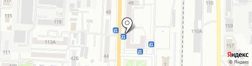 ФАСОН на карте Саранска