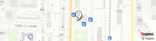 Дезсервис на карте Саранска