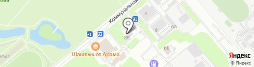 Зареченская ритуальная компания на карте Заречного