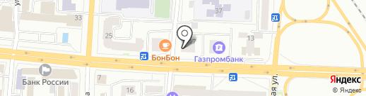 БИНБАНК Кредитные карты на карте Саранска