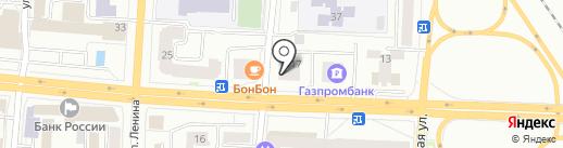 Фитнес Life на карте Саранска
