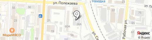 Оппозит-сервис на карте Саранска