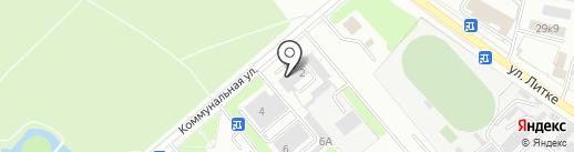 Служба заказа спецтехники на карте Заречного