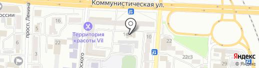 КЕДР-Охранные системы на карте Саранска